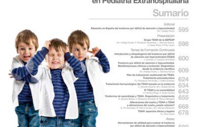 El TDAH a fondo en el nuevo número de la revista Pediatría Integral