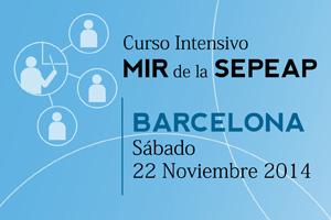 Últimos días para apuntarse al Curso Intensivo MIR en Barcelona