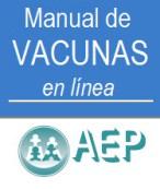 Presentado el nuevo Manual de Vacunas en línea de la AEP
