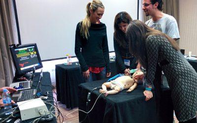 Taller simulación médica avanzada en pediatría extrahospitalaria y atención primaria