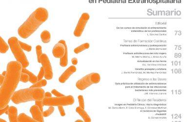 Pediatría Integral publica su segundo número de patología infecciosa