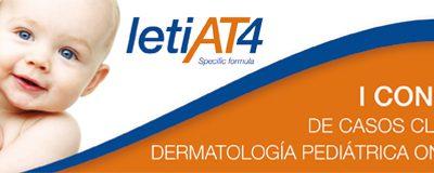 I Concurso de Casos Clínicos en Dermatología Pediátrica Online de Laboratorios Leti