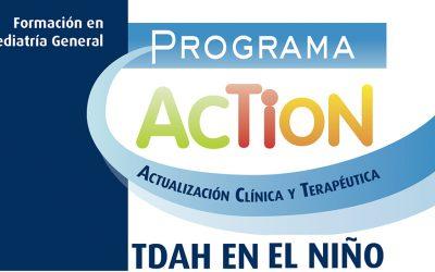 El número sobre TDAH del Programa Action recibe 7,5 créditos formativos