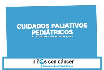 Criterios de Atención en Cuidados Paliativos Pediátricosa niños con cáncer del SNS, Resumen