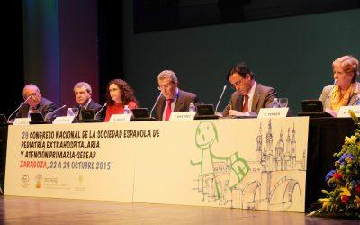 Comienza el 29º Congreso Nacional de la SEPEAP con más de 800 asistentes