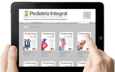Pediatría Integral, una herramienta obligada para el pediatra actualizado