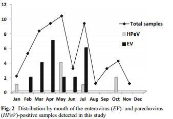 Epidemiología vírica neonatal