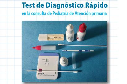 """Publicada la monografía """"Test de diagnóstico rápido en la consulta de Pediatría de Atención Primaria"""""""