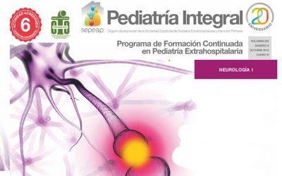 La Neurología a fondo en el nuevo número de Pediatría Integral