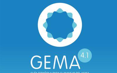 La Guía Española para el Manejo del Asma actualiza sus contenidos en la nueva edición GEMA4.1