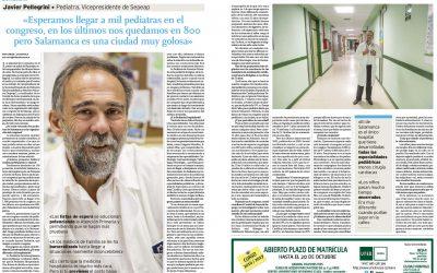 """""""Los pediatras de Atención Primaria hace años que vaciamos los hospitales"""""""