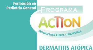 Curso de formación en dermatitis atópica dentro de programa Action