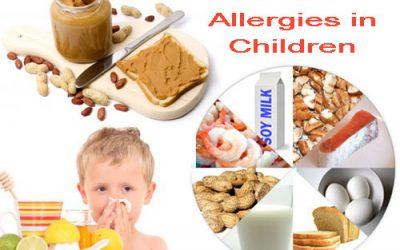 Alergia infantil: los conceptos claros
