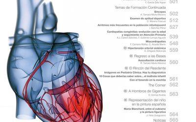 Nuevo número de Pediatría Integral dedicado a la Cardiología