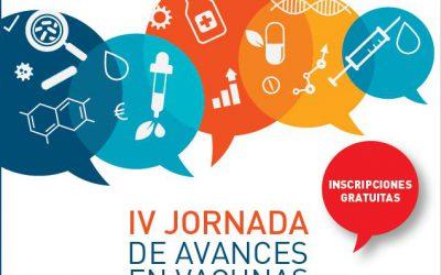 IV Jornadas de avances en vacunas de la SEPEAP