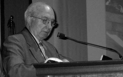 El profesor Crespo, un universitario pleno