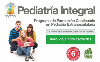 Los adolescentes protagonizan el número 4 de Pediatría Integral