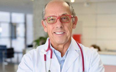 Saludo del nuevo presidente, Fernando García-Sala Viguer