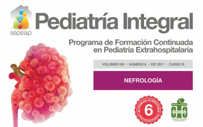 Ya esta disponible el último número de Pediatría Integral dedicado a la Nefrología