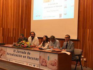 Éxito de asistencia en la jornada de actualización de vacunas de Huelva