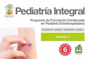 Segundo número de Pediatría Integral dedicado a las alergias