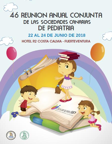 46 Reunión anual conjunta de las sociedades canarias de pediatría