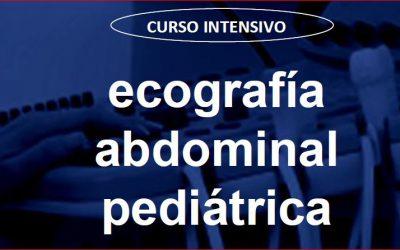 Cursos intensivos de ecografía abdominal pediátrica