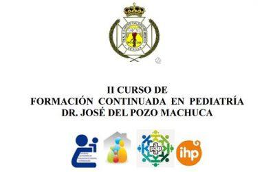 III Curso formación continuada en pediatría Dr José del Pozo Machuca