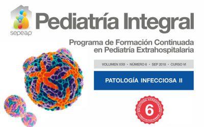 Las enfermedades infecciosas centran los temas del nuevo número de Pediatría Integral