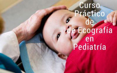 II Edición del curso práctico de ecografía en pediatría