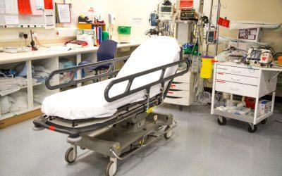 Material Pediátrico de Urgencias en los Centros de Salud