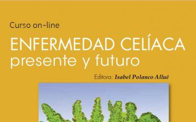 """Curso On-line """"Enfermedad celíaca, presente y futuro"""""""