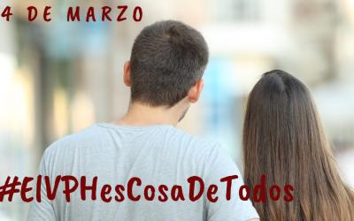 La SEPEAP ratifica su compromiso con la prevención del virus del papiloma humano sumándose a la campaña #ElVPHesCosaDeTodos