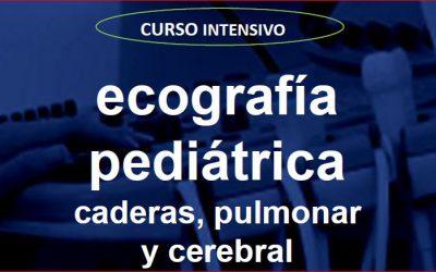 Curso de ecografía pediátrica (caderas, pulmonar y cerebral)