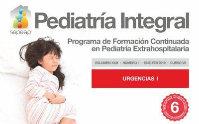 Primer número de 2019 de Pediatría Integral dedicado a las urgencias