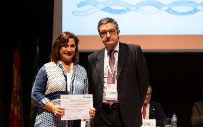Premio Dr. González-Meneses a la mejor comunicación al 31 Congreso de la SEPEAP presentada por MIR de pediatría