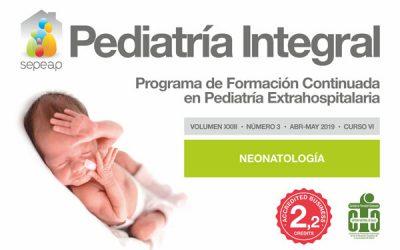 La Neonatología centra el nuevo número de Pediatría Integral
