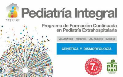 Genética y dismorfología a fondo en el nuevo número de Pediatría Integral