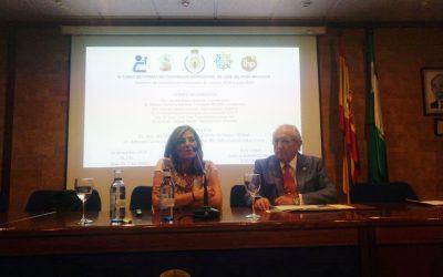 Inauguración del IV Curso de formación continuada en Pediatría Dr. José del Pozo Machuca
