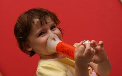 """""""Muchos niños asmáticos no reciben tratamiento porque no están diagnosticados"""""""