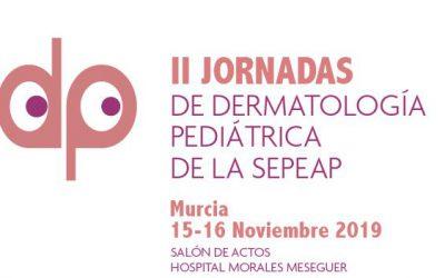 II Jornadas de dermatología pediátrica de la SEPEAP