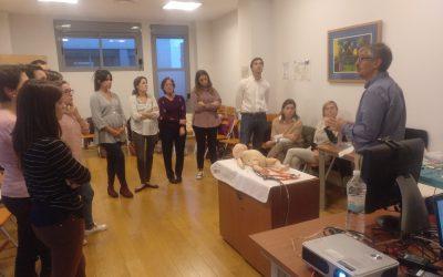 Curso desimulación avanzada en pediatría extrahospitalaria de atención primaria en Sevilla