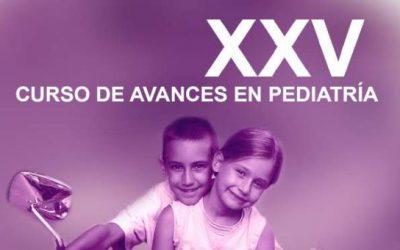 XXV Curso de avances en pediatría