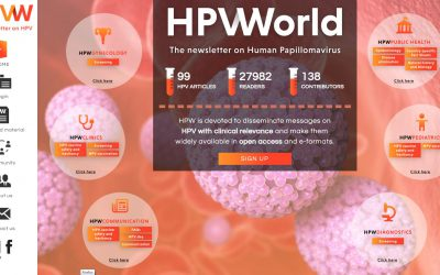 Lo mas novedoso sobre vacunación del VPH