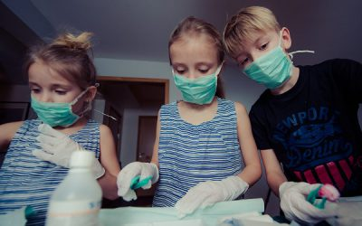 Infección por COVID-19 en niños