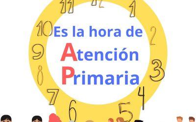 Comunicado del Foro de Médicos de Atención Primaria por el Día de la Atención Primaria