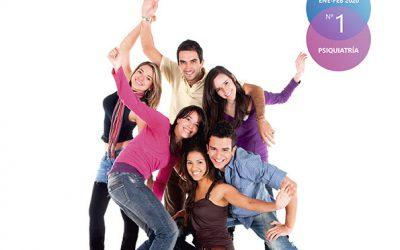 Nuevo número de la revista Adolescere dedicado a Psiquiatría en la adolescencia