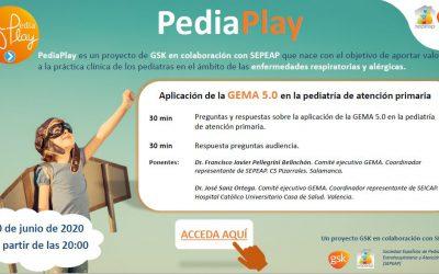 Aplicación de la GEMA 5.0 en la pediatría de atención primaria