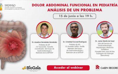 Dolor abdominal funcional en Pediatría: análisis de un problema