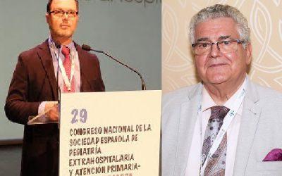 Jesús García Pérez y Federico Martinón Torres nombrados socios de honor de la SEPEAP